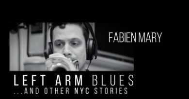 Fabien Mary Octet Left Arm Blues Revista Jazzespresso YouTube Video