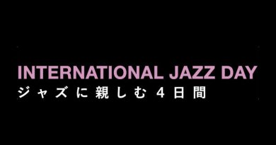 世界爵士乐日 International Jazz Day 2018 日本东京 Jazzespresso