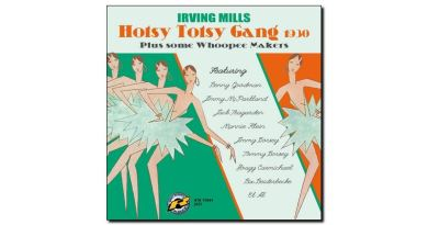 Irving Mills - Hotsy Totsy Gang 1930 - Retrieval, 2018 - Jazzespresso zh