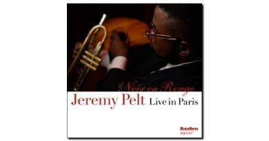 Jeremy Pelt - Noir en Rouge - Live in Paris - High Note - Jazzespresso cn