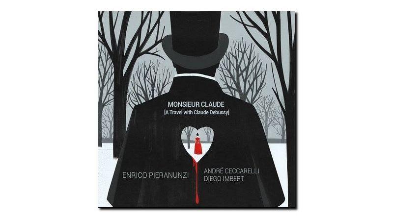 Pieranunzi - Monsieur Claude - BONSAI, 2018 - Jazzespresso cn