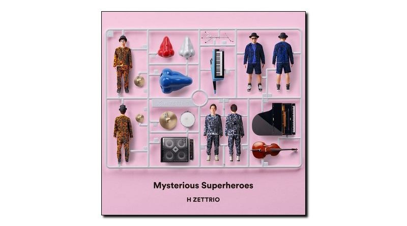 H Zettrio Mysterious Superheroes Apart Records 2018 - Jazzespresso cn