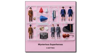 H Zettrio Mysterious Superheroes Apart Records 2018 - Jazzespresso es