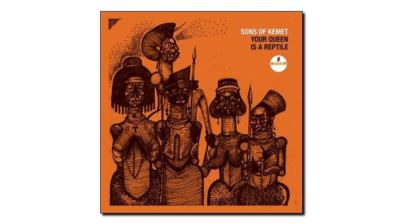 Sons Kemet Your Queen is Reptile Impulse 2018 - Jazzespresso en