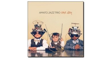 Amato Jazz Trio One Day Abeat 2018 Jazzespresso 爵士杂志