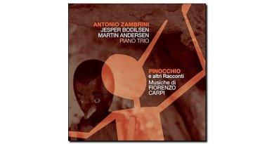 Antonio Zambrini Pinocchio e altri Racconti Abeat Jazzespresso 爵士雜誌