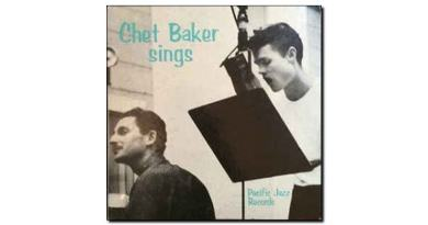 Chet Baker Sings Pacific Jazz Records 1954 Jazzespresso Jazz Magazine