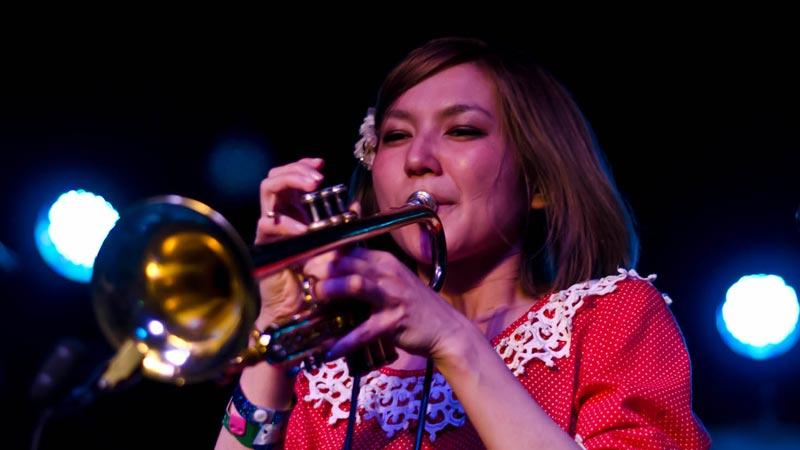 島灣爵士與藍調音樂節 2018 紐西蘭派西亞與羅素島 Jazzespresso