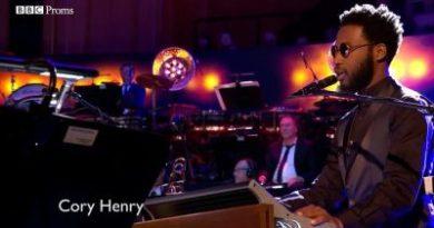 Cory Henry Billie Jean Live BBC YouTube Video Jazzespresso Revista