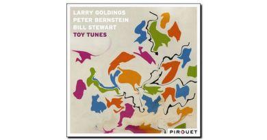 Goldings, Bernstein, Stewart Toy Tunes Piroquet Jazzespresso Revista