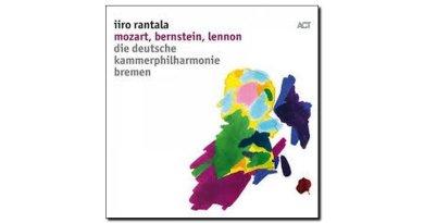 Iiro Rantala Mozart, Bernstein, Lennon ACT 2018 Jazzespresso 爵士雜誌