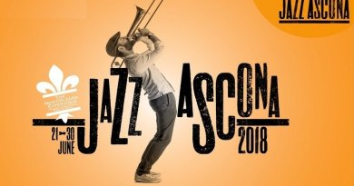 阿斯科納爵士音樂節 2018 瑞士阿斯科納 Jazzespresso 爵士雜誌