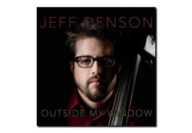 Jeff Denson <br> Outside my Window <br> Ridgeway, 2018