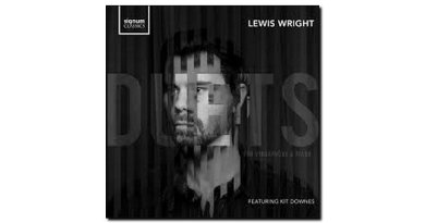 Wright Duets for Vibraphone & Piano feat Downes Signum JExp Rev