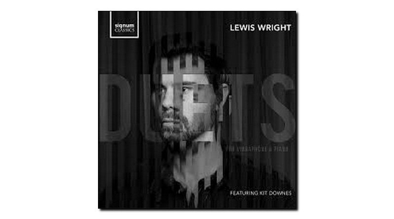 Wright Duets for Vibraphone & Piano feat Downes Signum JExp Mag
