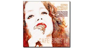 Sonia Spinello Quintet Cafe Society Abeat 2018 Jazzespresso 爵士杂志