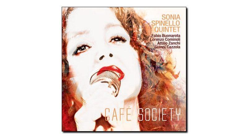 Sonia Spinello Quintet Cafe Society Abeat 2018 Jazzespresso Revista