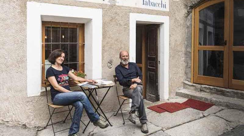 Grangia Fest Alessandra Rasetti Maurizio Zucca Cantina Alpina 爵士杂志 专访
