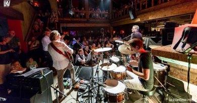 Lee Ritenour Dave Grusin Tom Kennedy Wes Ritenour Festival Da Jazz Luca Vantusso Jazzespresso