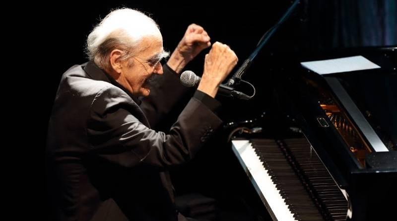 Michel Legrand Jazzespresso revista jazz Wong reportage