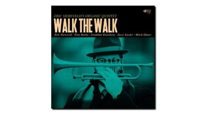 Siereveld's Quintet Walk The Walk Shifting Paradigm JEspresso 爵士杂志