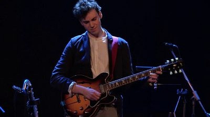 Luca Zennaro Riga Jazz Stage 2017 YouTube Video Jazzespresso 爵士雜誌