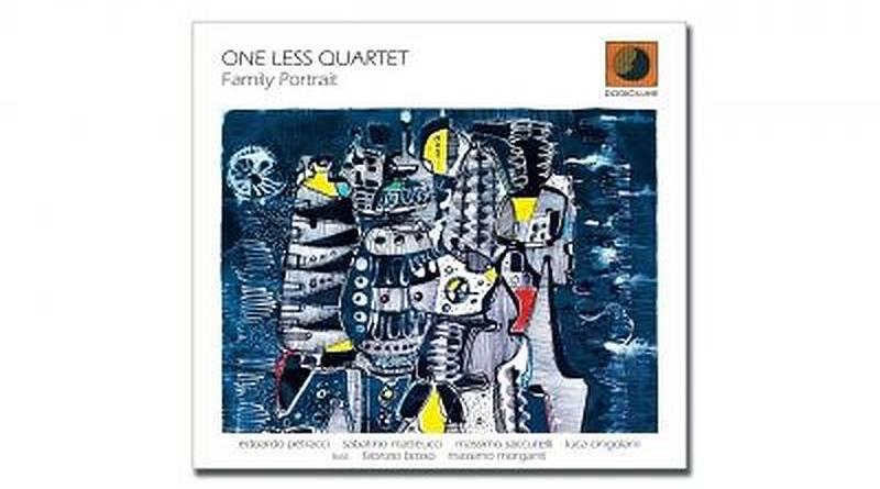 Bosso Morganti One Less Quartet Family Portrait YouTube Video Jazzespresso 爵士雜誌