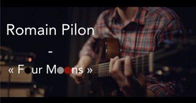 Romain Pilon Four Moons YouTube Video Jazzespresso Jazz Magazine