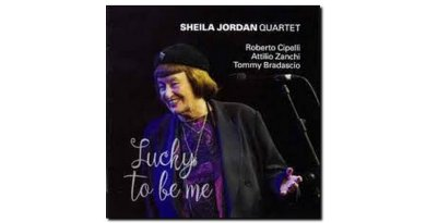 Sheila Jordan Quartet Lucky to Be Me Abeat 2018 Jazzespresso 爵士雜誌
