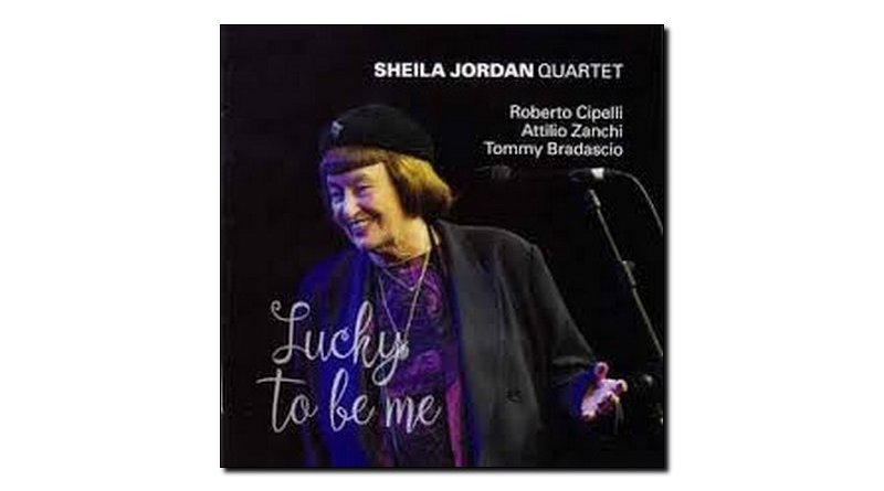 Sheila Jordan Quartet Lucky to Be Me Abeat 2018 Jazzespresso 爵士雜誌