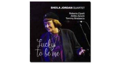 Sheila Jordan Quartet Lucky to Be Me Abeat 2018 Jazzespresso Magazine