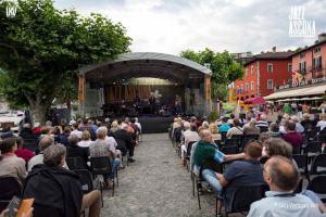 JazzAscona Festival Jazz Thames Live Reportage Vantusso Jazzespresso
