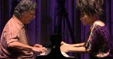 Chick Corea Hiromi 上原ひろみ&チックコリア YouTube Jazz Magazine