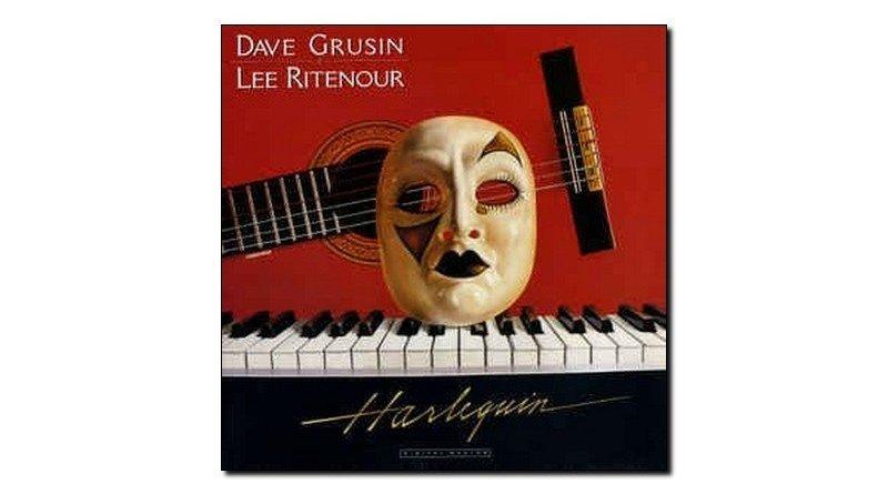 Dave Grusin Lee Ritenur Harlequin GRP 1985 Jazzespresso 爵士雜誌