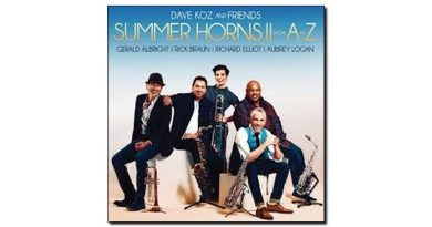 Koz and Friends Summer Horns II Concord Jazzespresso 爵士杂志