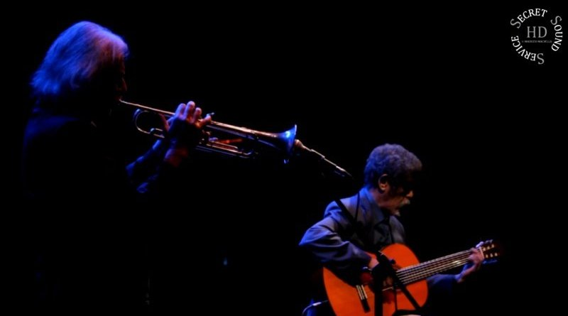 Enrico Rava Irio de Paula Estate TLR JAZZ 2014 YouTube Jazzespresso 爵士雜誌