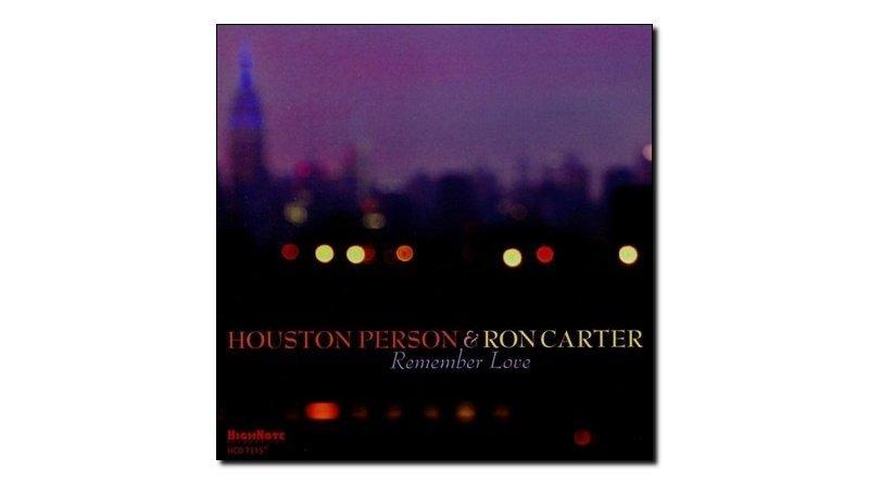 Person Carter Remember Love HighNote Jazzespresso 爵士杂志