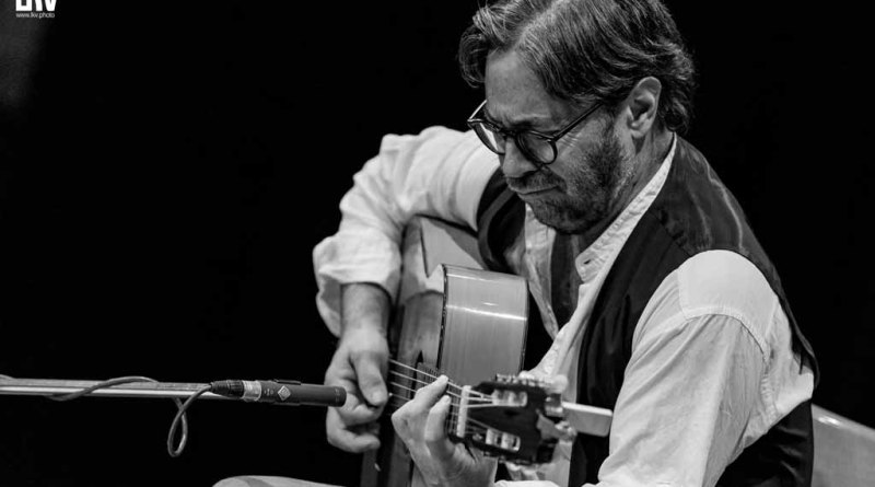Al Di Meola Jazzespresso revista jazz Iug Mirti entrevista