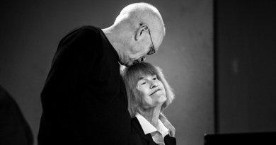 Carla Bley y Steve Swallow Retrato Antonio Baiano Jazzespresso