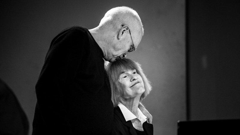 Carla BleySteve Swallow 爵士音樂人物肖像攝影 Antonio Baiano