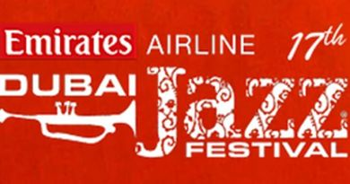 杜拜爵士音樂節(DUBAI JAZZ FESTIVAL) Jazzespresso 爵士雜誌