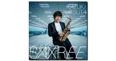 Kazuki Katsuta Saxtree Zain 2018 Jazzespresso 爵士雜誌