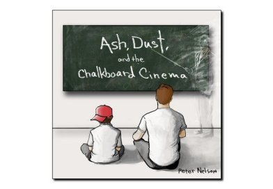 Peter Nelson <br> Ash Dust and Chalkboard Cinema <br> Outside Music 2018
