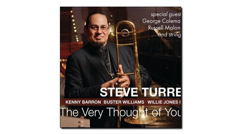 Steve Turre Very Thought of You Smoke Session Jazzespresso 爵士杂志