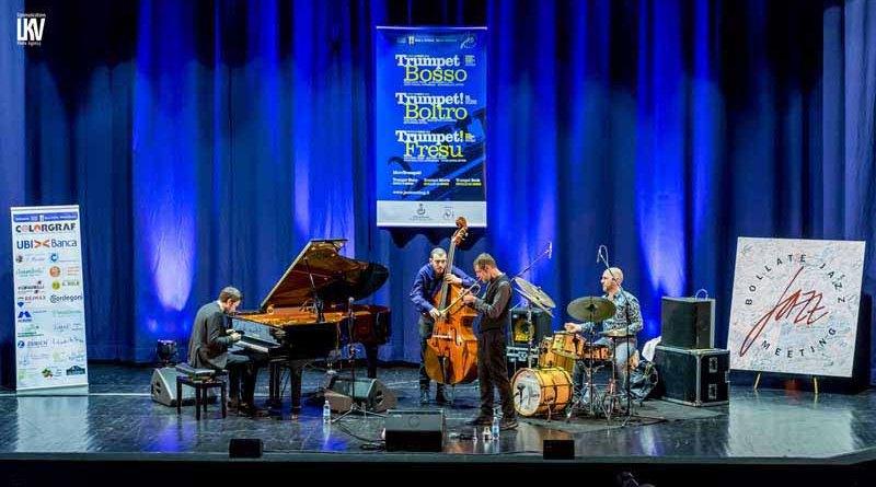 Fabrizio Bosso Bollate Jazz Reportaje Vantusso Jazzespresso Mag