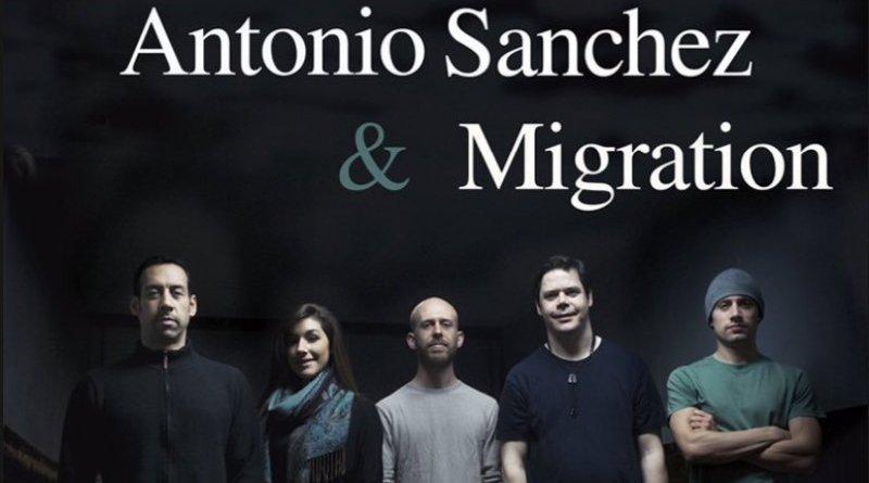 Antonio Sánchez Migration Lines Sand Jazzespresso 爵士杂志
