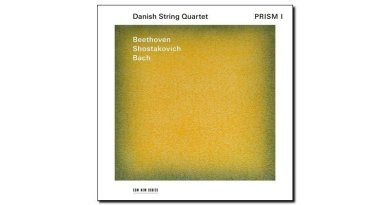 Danish String Quartet Prism I ECM 2018 Jazzespresso 爵士雜誌