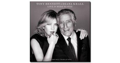 Diana Krall Tony Bennett Love Is Here To Stay Verve JEspresso Revista