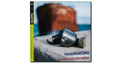 Martino Disorgan Trio Level 2 Chaotic Swing Auand JEspresso 爵士雜誌