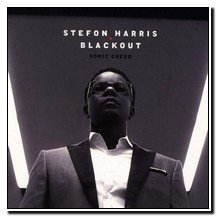 Sonic Creed Stefon Harris Blackout Album Spotify CD 爵士杂志